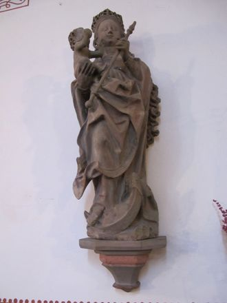 Hl. Maria, Mutter Gottes
